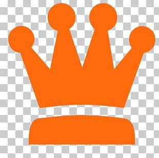 Crown King Monarch Symbol PNG