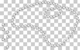 Earring Necklace Diamond Jewellery PNG