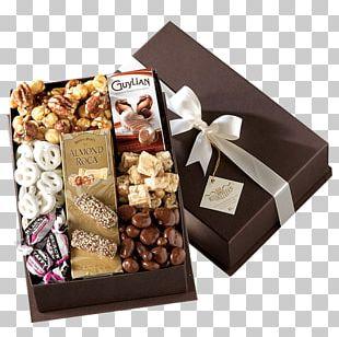 Food Gift Baskets Praline Chocolate Bar Bonbon PNG