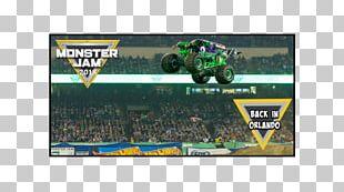 Monster Truck Grave Digger Camping World Stadium Feld Entertainment Monster Energy PNG