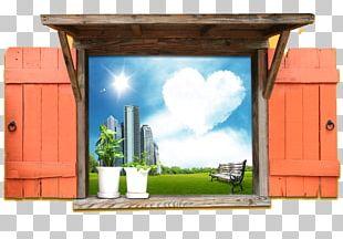 Window Illustration PNG