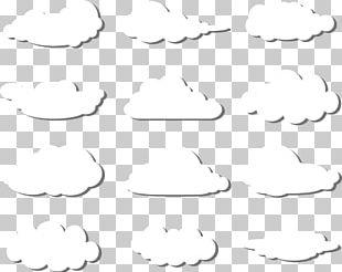 Euclidean Cloud Vecteur Plot PNG