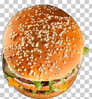 Cheeseburger McDonald's Big Mac Whopper Veggie Burger Hamburger PNG