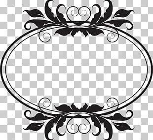 Monogram Web Template Frames PNG
