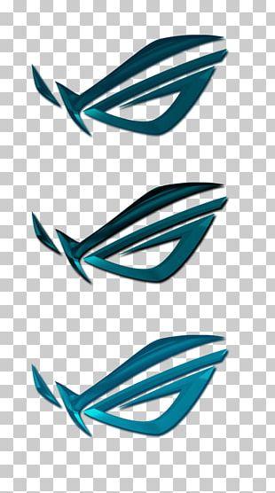 Republic Of Gamers ASUS Logo スタートボタン PNG