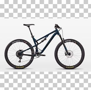 Santa Cruz Bicycles Mountain Bike Aluminium PNG