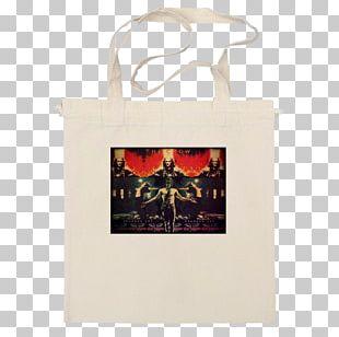 Tote Bag Handbag T-shirt String Bag PNG