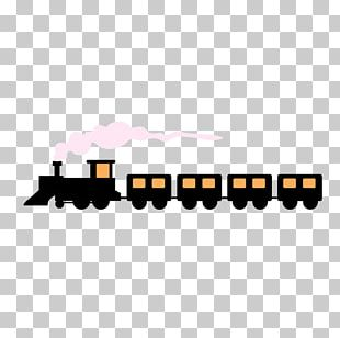Train Drawing Computer File PNG