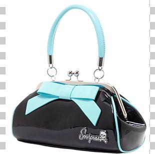 Handbag Blue Sock Pink PNG
