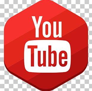 YouTube Social Media Logo Social Network PNG