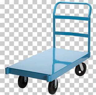 Cart Electric Platform Truck Mover PNG