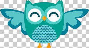 Owl Bird Sticker PNG