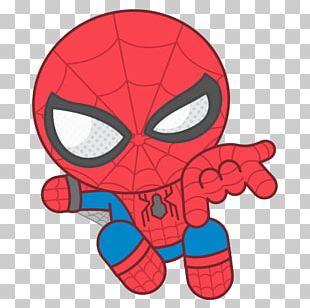 Spider-Man Sticker Marvel Comics Superhero PNG