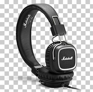 Marshall Major II Headphones Bluetooth Headset Wireless PNG, Clipart