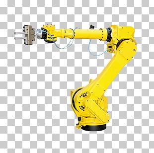 Robotic Arm Industrial Robot Manufacturing Robot Welding PNG
