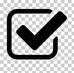 Check Mark Computer Icons Checkbox Font Awesome PNG