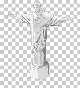 Christ The Redeemer Statue PNG