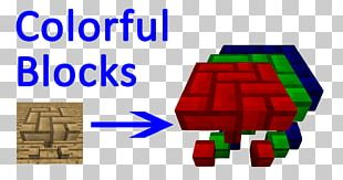 Minecraft Mods Minecraft Mods ColorfulBlocks Video Game PNG