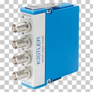 Electronic Component Kistler Group Pressure Sensor Charge Amplifier PNG