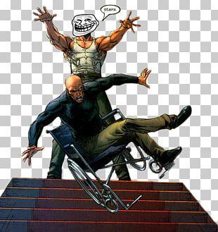 Professor X Magneto Gorilla Grodd X-Men American Comic Book PNG
