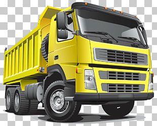: Transportation Pickup Truck Dump Truck PNG