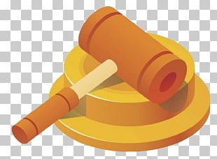 Law Court Statute Hammer PNG
