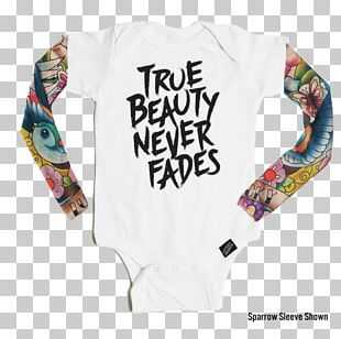 Sleeve Tattoo T-shirt Baby & Toddler One-Pieces Infant PNG