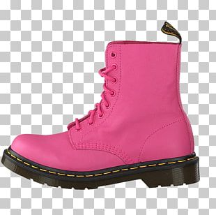 Slipper Pink Boot Shoe Dr. Martens PNG