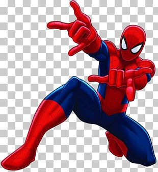 Spider-Man Comic Book PNG