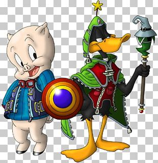 Daffy Duck Porky Pig Tweety Bugs Bunny Looney Tunes PNG