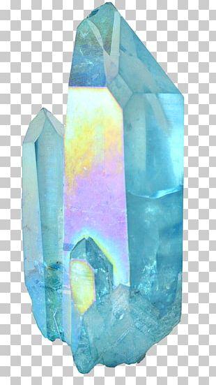 Quartz Metal-coated Crystal Light PNG