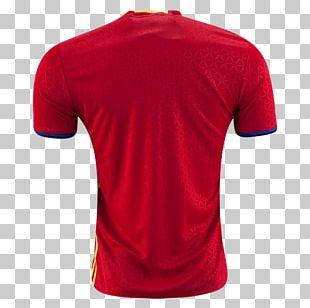 Spain National Football Team UEFA Euro 2016 2018 World Cup Kit PNG