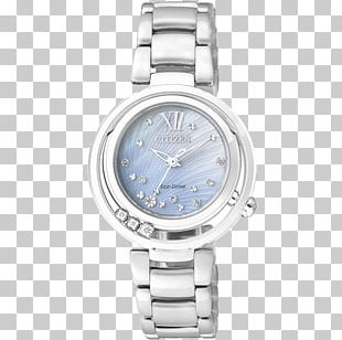 Citizen Holdings Eco-Drive Analog Watch Bracelet PNG