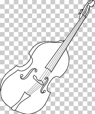 Double Bass String Instruments Musical Instruments PNG
