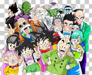 Dragon Ball FighterZ Dragon Ball Z Goku Gohan Piccolo PNG