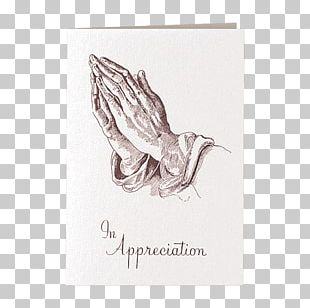 Praying Hands Paper Book Prayer Ink PNG