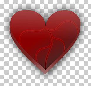 Broken Heart Love Valentine's Day PNG