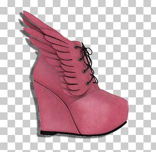 Footwear High-heeled Shoe Boot PNG