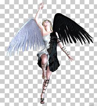 Fallen Angel PNG