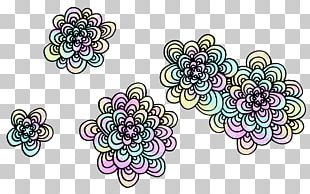 Flower Art Floral Design Drawing Pattern PNG