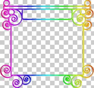Frames Photography Light Color PNG