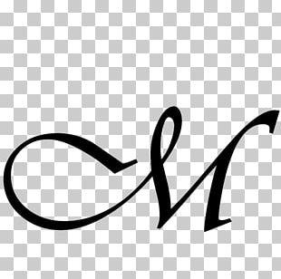 Calligraphy Cursive Letter Case Font PNG
