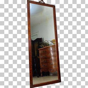 Mirror Art Nouveau Furniture Decorative Arts PNG