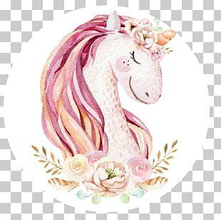 Unicorn Illustration Open Graphics PNG