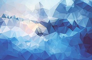 Low Poly Polygon Texture PNG