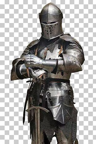 Middle Ages Knight Plate Armour Components Of Medieval Armour PNG