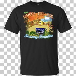 T-shirt Hoodie Rick Sanchez Neckline PNG