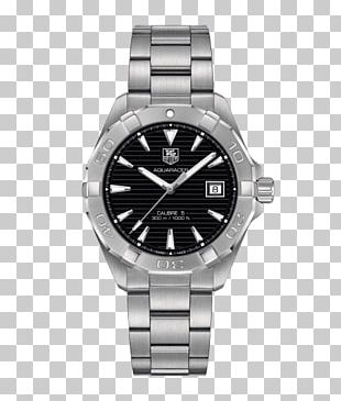 Chronograph TAG Heuer Aquaracer Watch Jewellery PNG