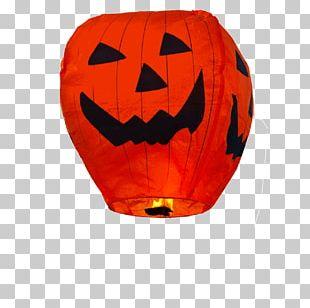 Jack-o'-lantern Paper Lantern Pumpkin Halloween PNG