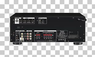 Home Theater Systems AV Receiver Pioneer HTP-074 Set 5.1 Surround Sound Audio PNG